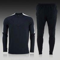 Wholesale Custom Paris Saint Germain football uniforms before training jersey jogging pants Paris Paris quality soccer training long s