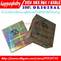 alcatel cables - NCK Box poly functional phone servicing tool for Alcatel Sam and other devices with cable