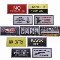 Wholesale Public Signs Metal Tin Signs Decor Shop Pub Bar Home Wall Retro Poster