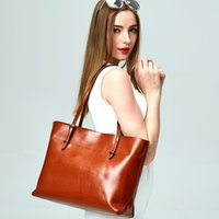 Wholesale JDL Women Leather handbag new women in Europe and the United States commuter bag ladies handbag from factory