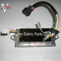 Wholesale Excavator Throttle motor module for cat excavator E320C Motor Drive Module panel excavator electronic parts
