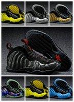 eva foam - 2016 new Cheap Foam posite Pro Sports Shoes Mens Penny Hardaway Basketball Shoes Foam sports sneakers