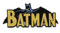 batman comics books - Batman s Head Cape and Name Comic Book Logo Movie TV Series Costume Embroidered Emblem iron on sew on patch christmas gift