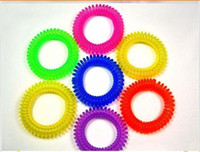 Wholesale 1000Pcs Candy jelly color Mosquito Repellent Band Bracelets Anti Mosquito Pure Natural Wristband Hand Ring