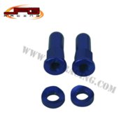 Wholesale 1 Set MX Rim Lock Covers Nuts Washers Security Bolts YZ125 YZ250 YZ250F YZ450F WR250F WR450F YZ85 DT250 WR250R Dirt Bike