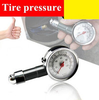 auto gauge repair - Metal Car High Precision Tire Pressure Gauge AUTO Air Pressure Meter Tester Diagnostic Tool Vacuum Testers Car Repair Test