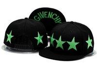 baseball starts - 2014 new bone brand cap black hats with start adjustable baseball caps snapback hats sports hip hop sun cap for men black gary