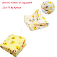 Wholesale 1pc Reusable Portable Changing Pad diaper changing mat cover Waterproof diaper accessories matelas a langer