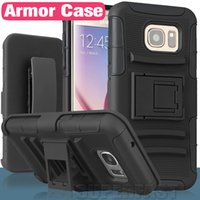 apple interior - Armor Hybrid Case For Galaxy ON Sliding Hardness Cover Case With Soft TPU Interior Degree Rotating Clip Kickstand Case For LGS775
