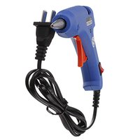 best hot glue guns - New Arrival Professional W V With Free Glue Sticks Professional Mini Electric Heating Hot Melt Glue Gun Best