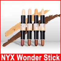 available light - NYX concealer Wonder stick highlights and contours shade stick Light Medium Deep Universal Pick up mixed available
