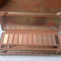 Wholesale 2017 hot sale Makeup eyeshadow palette colors naked palette
