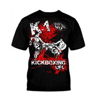 Wholesale Absorbent cotton martial arts training Muay Thai MMA Fighting Fighting sweatshirt tiger muay thai boxing clothing fight wear