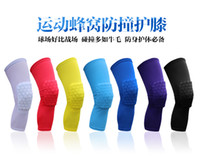 Wholesale cheap the Cellular crash men s sport kneepad Sports Safety Elbow Cycling football basketball equipment Leggings