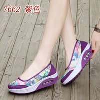 best nursing shoes - 2016 best gift Korean Air shook women shoe platform shoes women shoes casual shoes Square lady nurse shoes women casual shoes