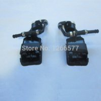 Wholesale For Mazda Headlight Headlamp Washer Nozzle R L GV7D X A Car Washer Cheap Car Washer
