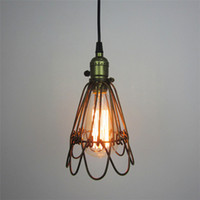 antique glass chandelier shades - Art Deco Antique Chandelier Light Line lotus Chandeliers V E27 Wire Glass Lamp Shade