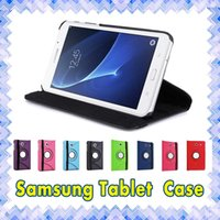 acer sleeves - Samsung Tablet Tab A E S Rotating PU Leather Protective Case Cover For T560 P5200 N800 inch iPad