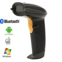 laser barcode scanner - NEW Arrival D Wireless Bluetooth Laser Barcode Scanner Code Reader f or IOS Android Windows