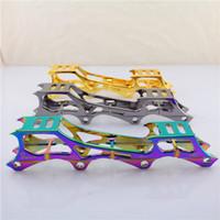 Wholesale roller skates frame banana frame rocker frame fierce MST mm