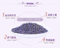 Wholesale 100g Dried Lavender tea Flower Tea good to sleep