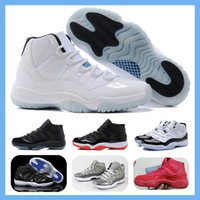 Wholesale Best retro XI bred concord Space Jam Legend gamma blue men basketball shoes womens sneakers retro Outdoor sports shoes all sizes