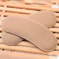 Wholesale Strong Sticky Fabric Shoe Heel Inserts Protector Pads Cushion Pad Grips Footcare Sale X2