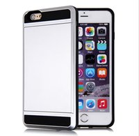applied silicone - Machine with full package grind arenaceous new cases Apply to apple iphone7 plus following s hard SE