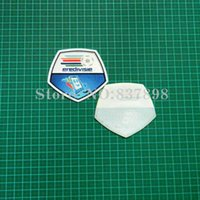 Wholesale 16 Netherlands League Holland Eredivisie patch Soccer badge Cashmere material velvet pair