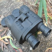Wholesale 4x50 Digital Night Vision Binocular with nm Infrared Illuminator m Range Takes mp Photo p Video with inch TFT LCD