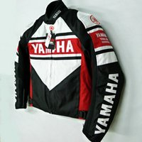 Wholesale 2016 new for Yamaha with removable cotton liner and protector of motorcycle racing Jersey wind resistant jacket fell