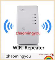 Wholesale Original Wireless WIFI Repeater Mbps WiFi Signal Range Extander WiFi Signal Amplifier Strengthen wi fi Booster N B G