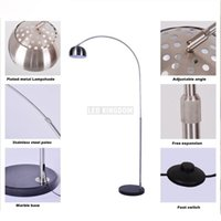 Wholesale Modern Fishing Floor Light LED Floor Lamps Lighting Fixtures AC100 to V with Living Room Bedroom CE FCC ROHS