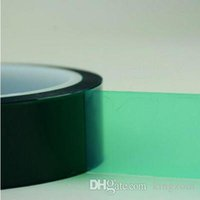 adhesive tape china - 2016 China Green Polyester Battery Tape LIB Battery Cells mm Heat Resistant Silicone Adhesive Tape