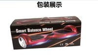 Wholesale brand new smart balance car with two wheel free UPS to EU