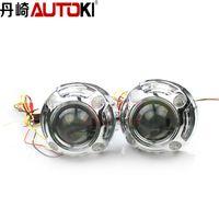 Wholesale Autoki LED Panamera led retrofit kit for bi xenon projector lens H4 bi xenon kit