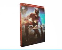 Wholesale Flash The Complete Second Season Two nd Discs Set US Version DVD Boxset Brand