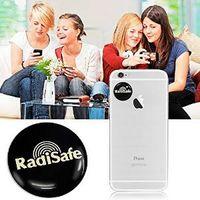 Wholesale 2016hot product realy work have test by Morlab lab shiled Radisafe Radi Safe anti radiation sticker free shppin