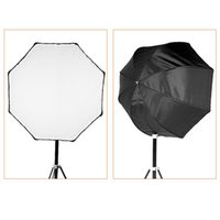 Wholesale NEW cm in Godox Portable Octagon Softbox Umbrella Brolly Reflector for Speedlight Flash