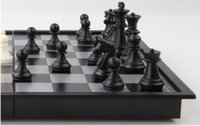 big chess board - New Magnetic Folding Chess Board Portable Set High Quality Games Camping Travel