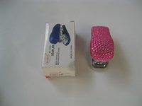 Wholesale 2016 Hot Fashion handmade Mini bling rhinestone stapler