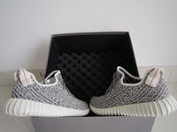 Cheap 1:1 yzy Boost 350 moon rock pirate black Running Shoes Men Women yeezy kanye 350 boost moonrock black Turtle Dove Running shoes with box