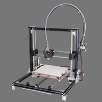 aluminium structures - 2016 Newest I3 Aluminium Structure D Printer kit printer d printing With One Roll Filament GB SD Card