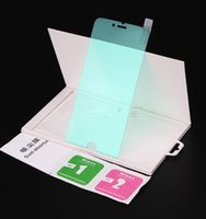Wholesale Nano Explosion proof for iphone plus Soft membrane Smart hot sale touch Return Key Tempered Screen Protector