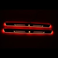 andrew cars - Andrew passenger case for BYD tang LED illuminated sill strip retrofit Welcome pedal dedicated high end models