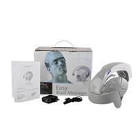 acupuncture box - Electric Head Massager Brain Scalp Massage Acupuncture Points Relax Massage for Head Massageador with retail box