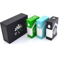 <b>Castigador Box Mod</b> Delrin Parallel Fit Double 18650 Batterie pleine Cigarette Mod mécanique électronique vs Box ABS Mod