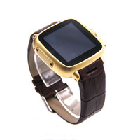 Wholesale W08 G smart watch ROM GB RAM MB GPS wifi android watch long standby music player phone mate for smart phones