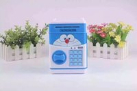 atm number - Simulation ATM piggy bank password mini electric automatic suction volume money currency coloured drawing or pattern piggy bank number