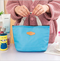 Wholesale Fashion Thermal Cooler Insulated Waterproof Lunch Carry Storage Picnic Food Waterproof Travel Tote Bag